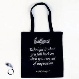 Dance tote bag for dancer Rudolf Nureyev - Apollo