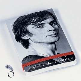 Notebook for dancer - Rudolf Nureyev