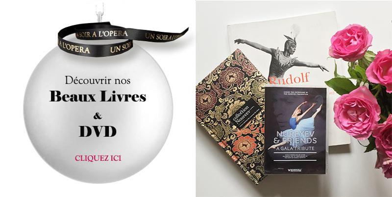livres danse classique dvd danse Noureev