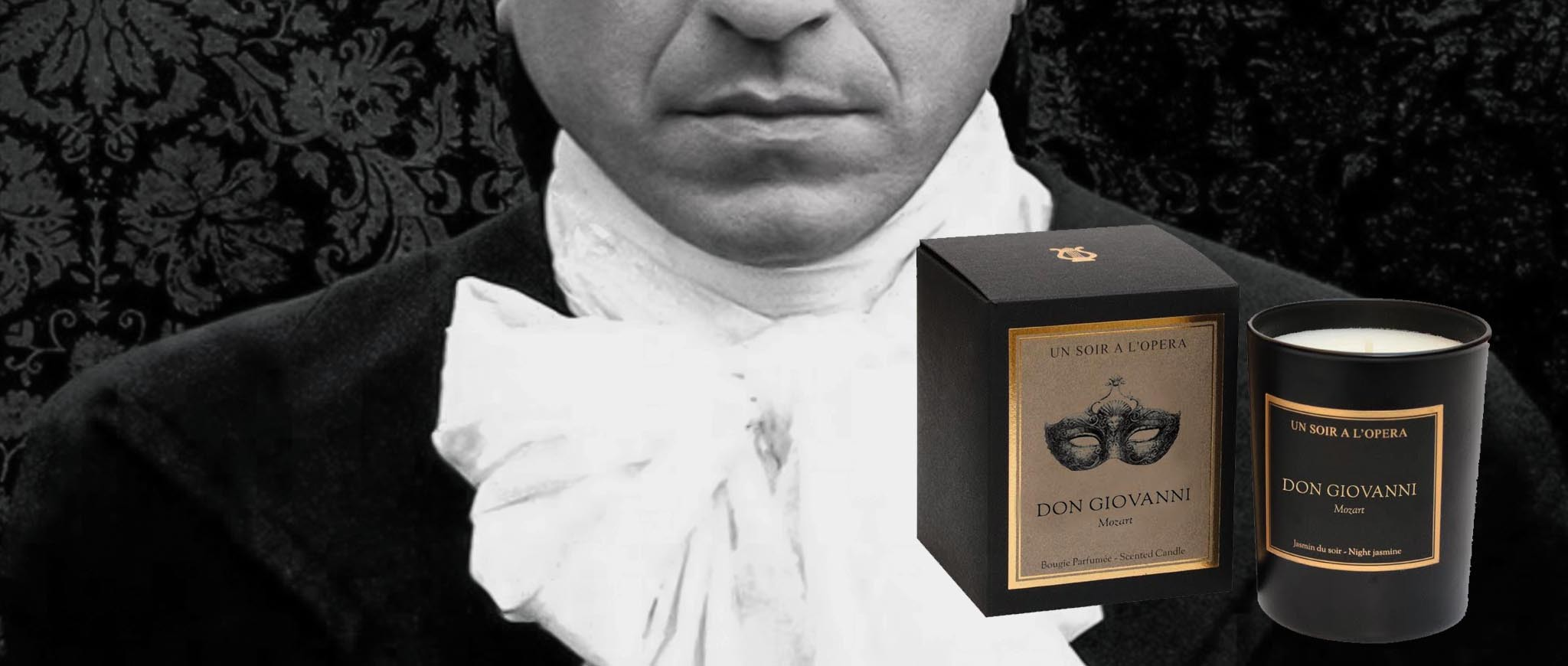 DON GIOVANNI - Incense from Venice