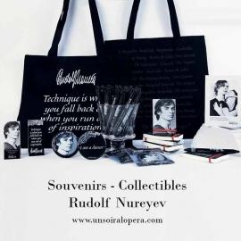 Offre Pack souvenirs Rudolf Noureev - Papeterie et Accessoires Danse