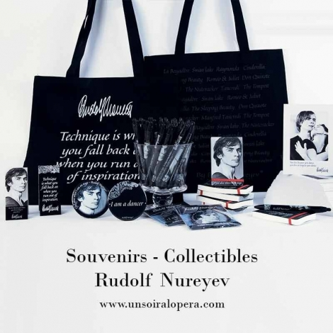 Nureyev collectibles - I want them all !