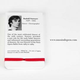 Carnet photo Rudolf Noureev - Un Soir à l'Opéra