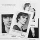 Pack 4 cartes postales Danse classique en noir et blanc