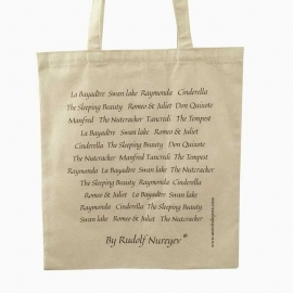 Dance quote tote bag - Manfred - Sold out!