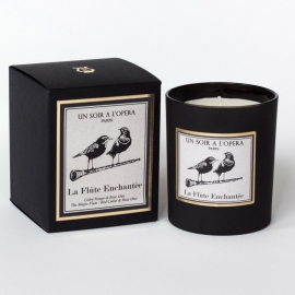 THE MAGIC FLUTE - Scented candle