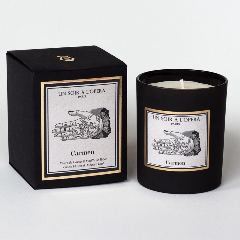 CARMEN scented candle