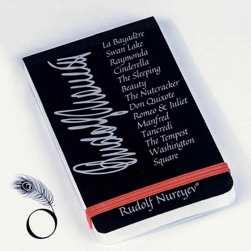 Notebook Rudolf Nureyev collection - Un soir a l'opéra