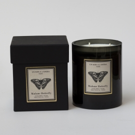 MADAMA BUTTERFLY - 3 Wick Candle Madame Butterfly