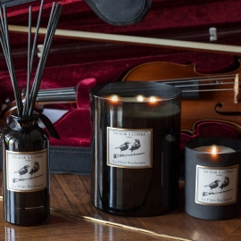 3 Wick Candle The Magic Flute