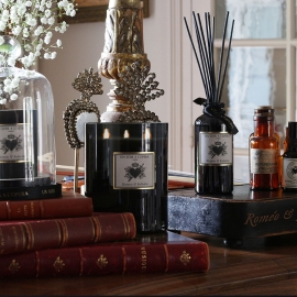 3 Wick Candle Romeo and Juliet