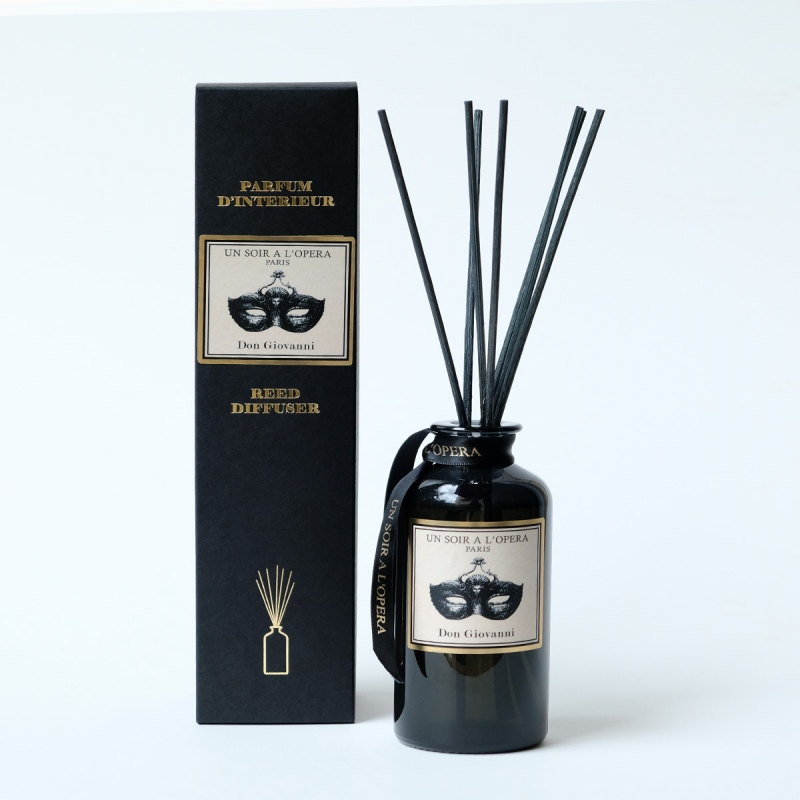 Home reed diffuser Don Giovanni