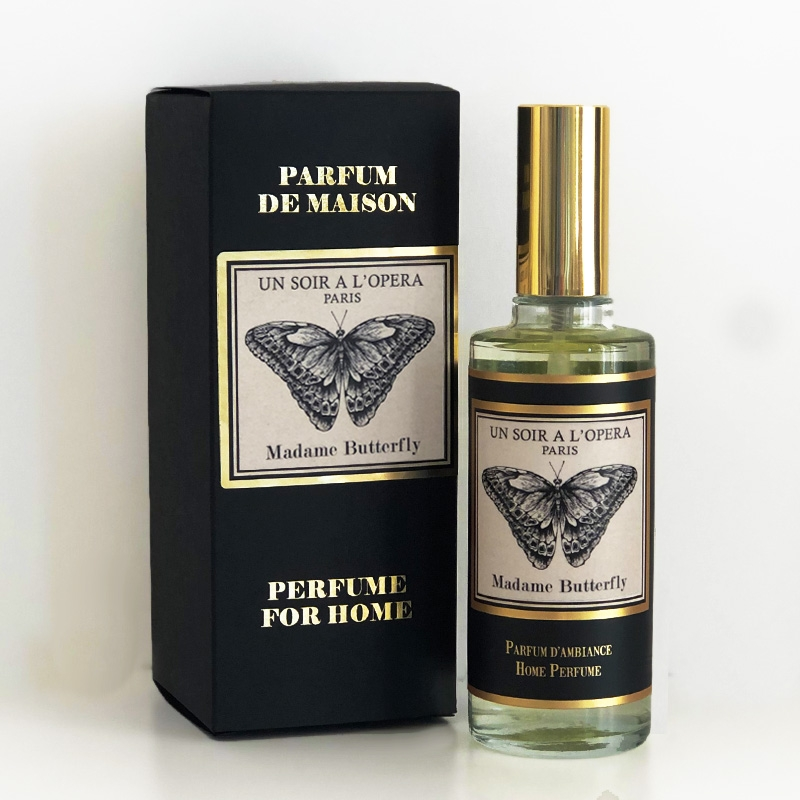 ROOM SPRAY - MADAME BUTTERFLY
