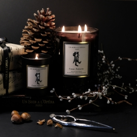 THE NUTCRACKER - Spruce and Gingerbread candle