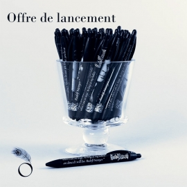 stylos Rudolf Noureev - Collection un soir a l'opéra