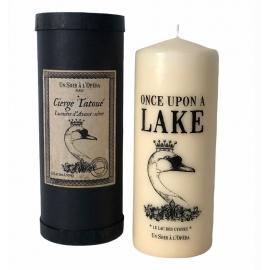 SWAN LAKE - TATTOOED OPERA PILLAR