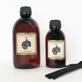 LA BAYADERE - Refill for home reed diffusers