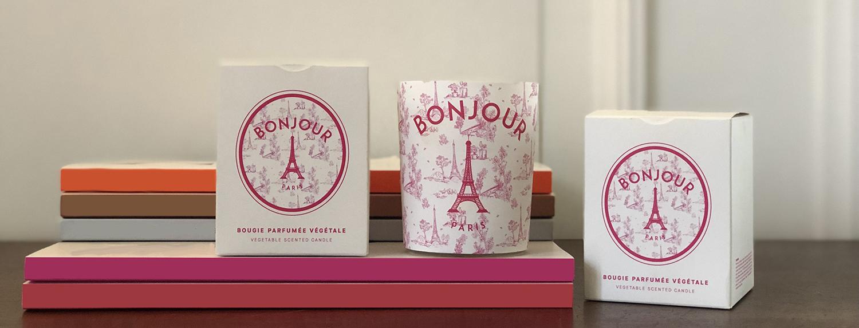 The Eiffel Tower - Bonjour Paris!