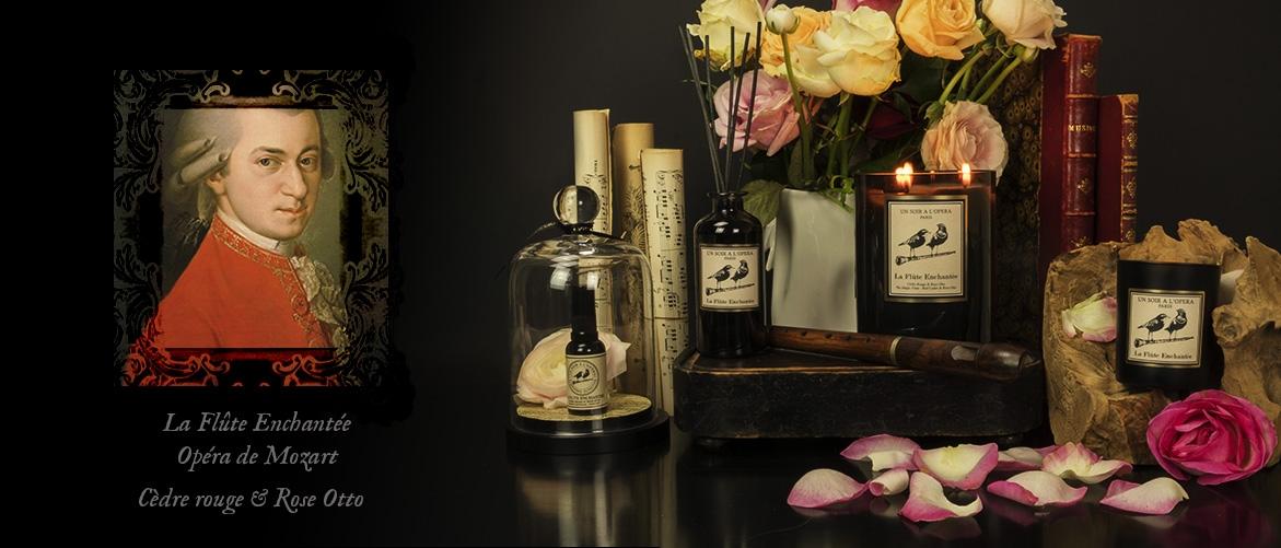 Luxury Opera candles